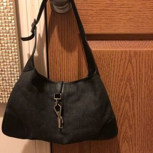 Gucci fabric small hobo